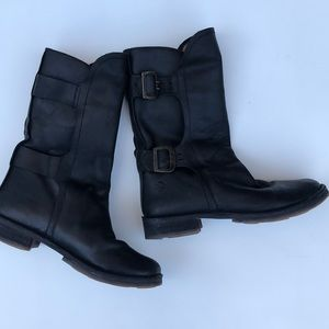 FLY LONDON BOOTS ORODE NWOT